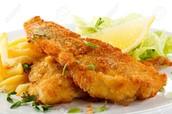 Minuta Empanizada  (Fish Filet) $5.99