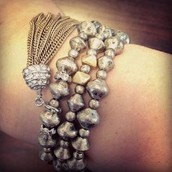 Milana Tassel Bracelet $24.50 with a $50 purchase