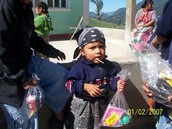 Help us help children in poor villages in Guatemala by donating small toys.