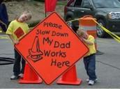 National Workzone Awareness week