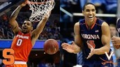 Syracuse v.s Virginia Elite 8 rematch