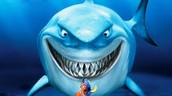 Shark (nemo's father and dori)