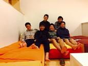 Housemates!