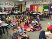3rd Grade Taylor Family!