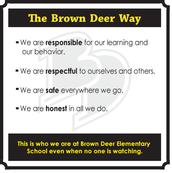 The Brown Deer Way
