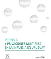Pobreza y privaciones múltiples en la infancia en Uruguay de Maira Colacce y Victoria Tenenbaum