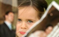 Divorce can have a very deleterious effect on children.