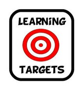 Learning Targets - I Can Statements