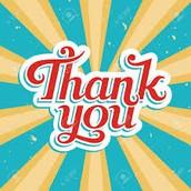 Thank you January volunteers!