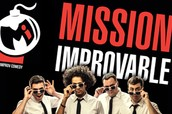UB Presents:  Mission IMPROVable
