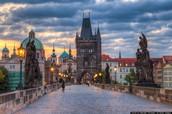 Capital: Prague