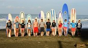 School of the World Surf Camp