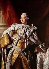 1. King George III