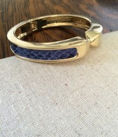 Emerson Bangle in blue