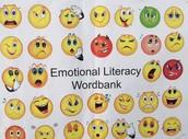 Emoticons and Emotional Vocabulary