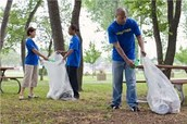 Volunteering for the community