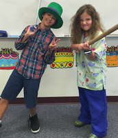 Charlie and the Chocolate Factory and Mrs. Twit