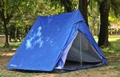 Khemah 'Shelter'- Khemah 'Double Layer FRT301'