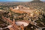 Goverment in Athens.