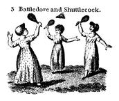 Origin of Badminton