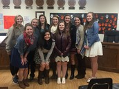 Volleyball recognized at board meeting