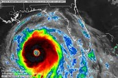 Hurricane Katrina on the Radar