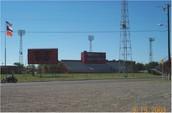 Wildcat Stadium - Wink, Texas
