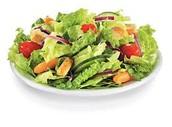 Debes comer ensalada