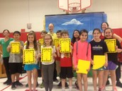 Honorable Mention Writers