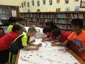 Making our own dots, making it matter!