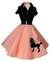Poodle Skirts