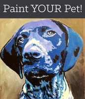 Paint Your Pet (or House)!