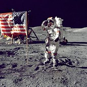 The Moon Landing: