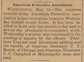 American Protective Association (APA)