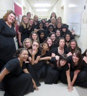 Chorus was such a great experience that any child should be able to take part in