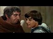Friar helping Romeo