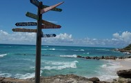 Directions to surf spots, from Surfer's Point in Barbados