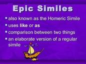 Epic Simile