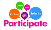 Participate in your party!