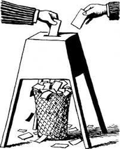 Constitution in the dump