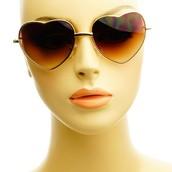 Trendy Heart Shaped Glasses