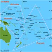 Tne Micronesians live in Australia