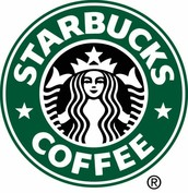 Starbucks second logo they used.