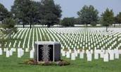 Arlington National Cemetery Gravestones