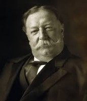 Taft while in Office