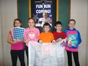 Students Prepare for Boosterthon Fun