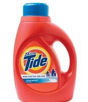 Laundry detergent: