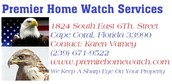 PROPERTY WATCH AND  MANAGEMENT SERVICES