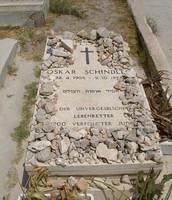 Oskar Schindler's Grave
