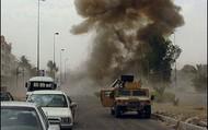 Iraqi car bomb.